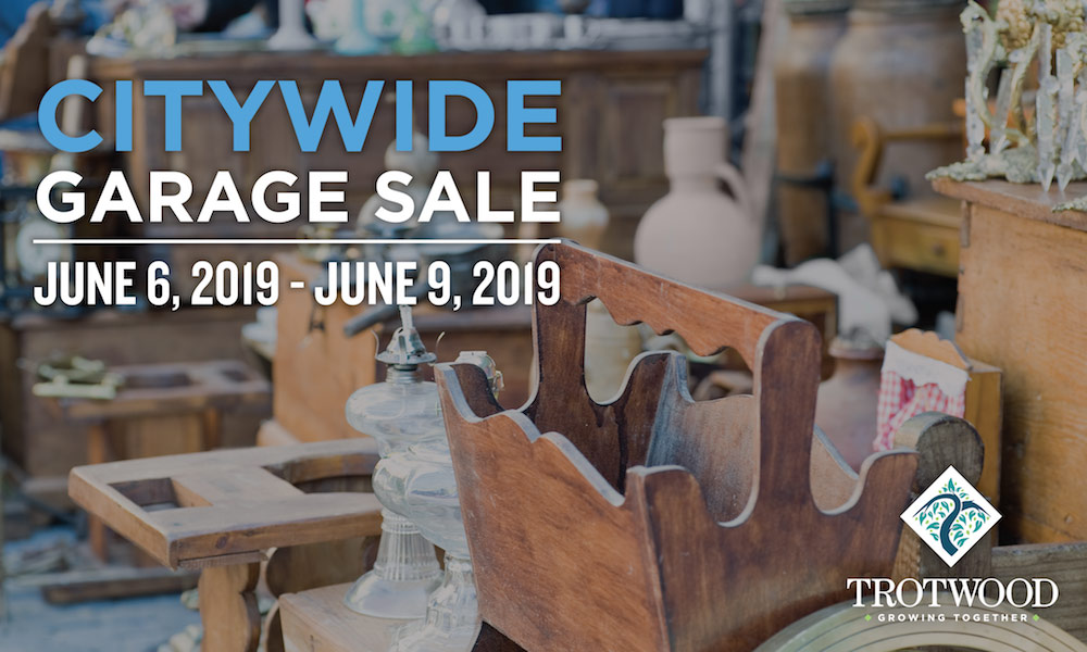 Citywide Garage Sale | Trotwood, Ohio